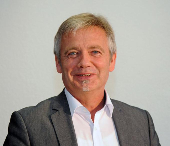 Portraitfoto Klaus Fischbach