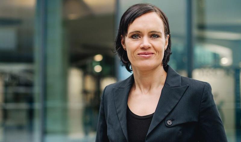 Portraitfoto Dr. Sabine Hahn