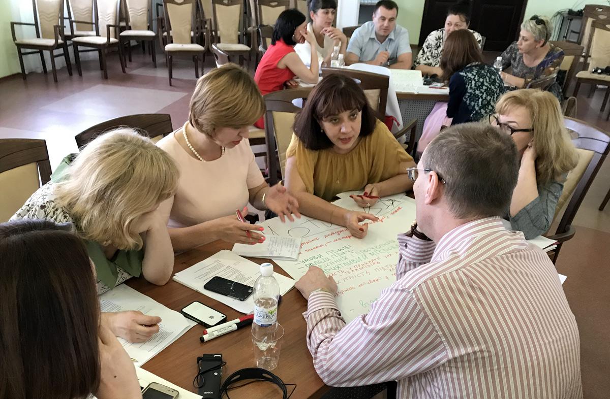 Photograph: Workshop Participiants