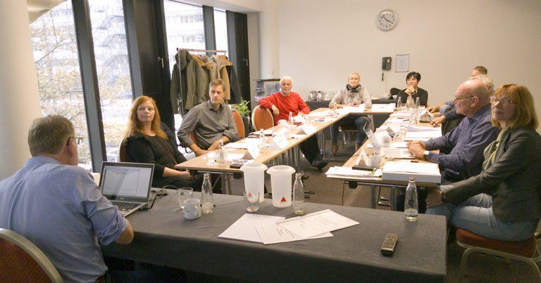 Foto: Tarifexperten der dbb akademie GmbH in Berlin