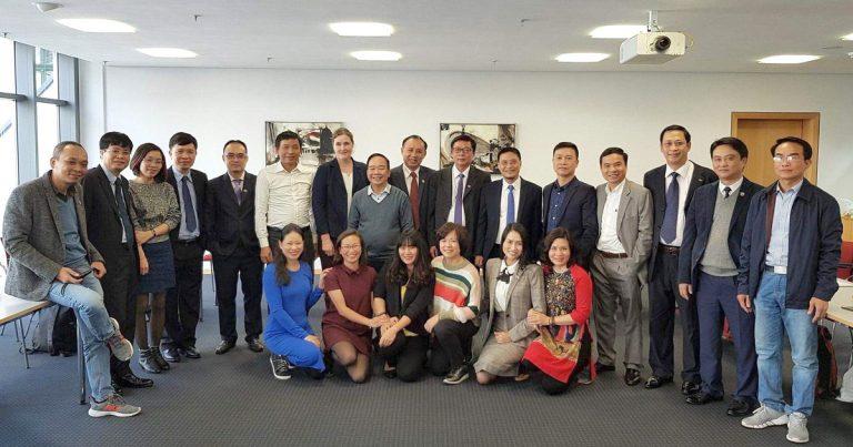 Foto: Vietnamese Delegates