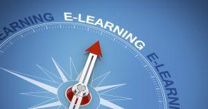 Illustration: Komapss, Ziel E-Learning