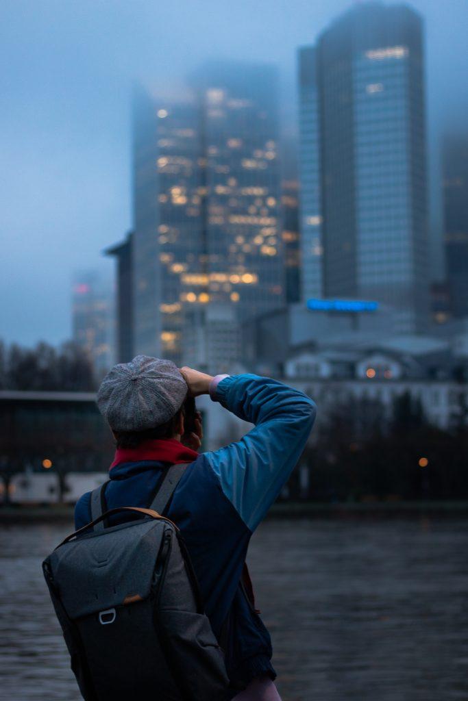 Foto: Noa fotografiert Hochhäuser
