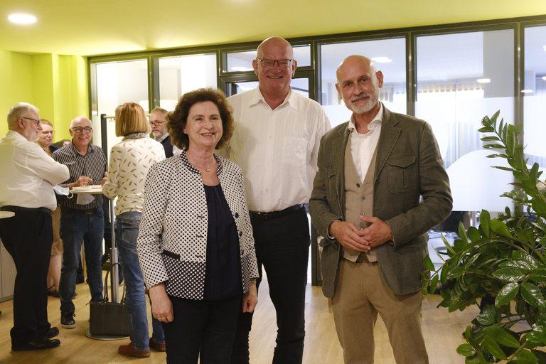Foto: Anke Weigend, Hans Rieger und Volker Geyer